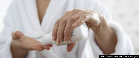 mature hands lotion