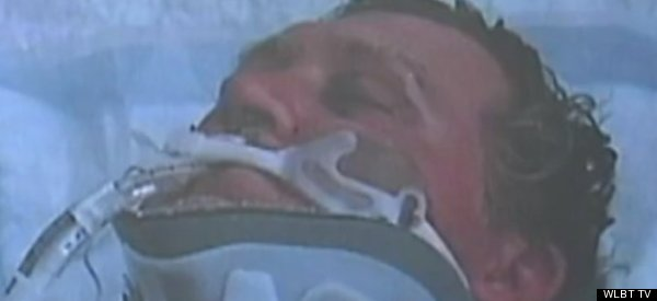 Man Shot After Reporting Cross Burning In Yard