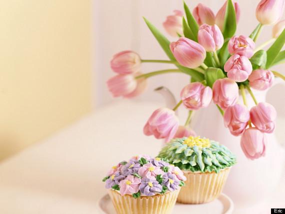 maternity cupcakes