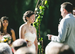 The Emotional Moment That Brought This Bride To Tears