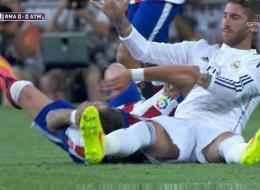 Ramos Is At It Again As Mandžukic Becomes His Latest Victim