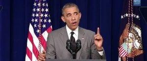 Barack Obama Ariana Grande Problem