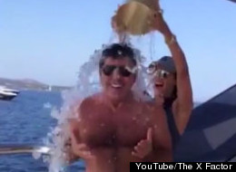 Can You Guess Who Simon Nominated To Take The Ice Bucket Challenge?