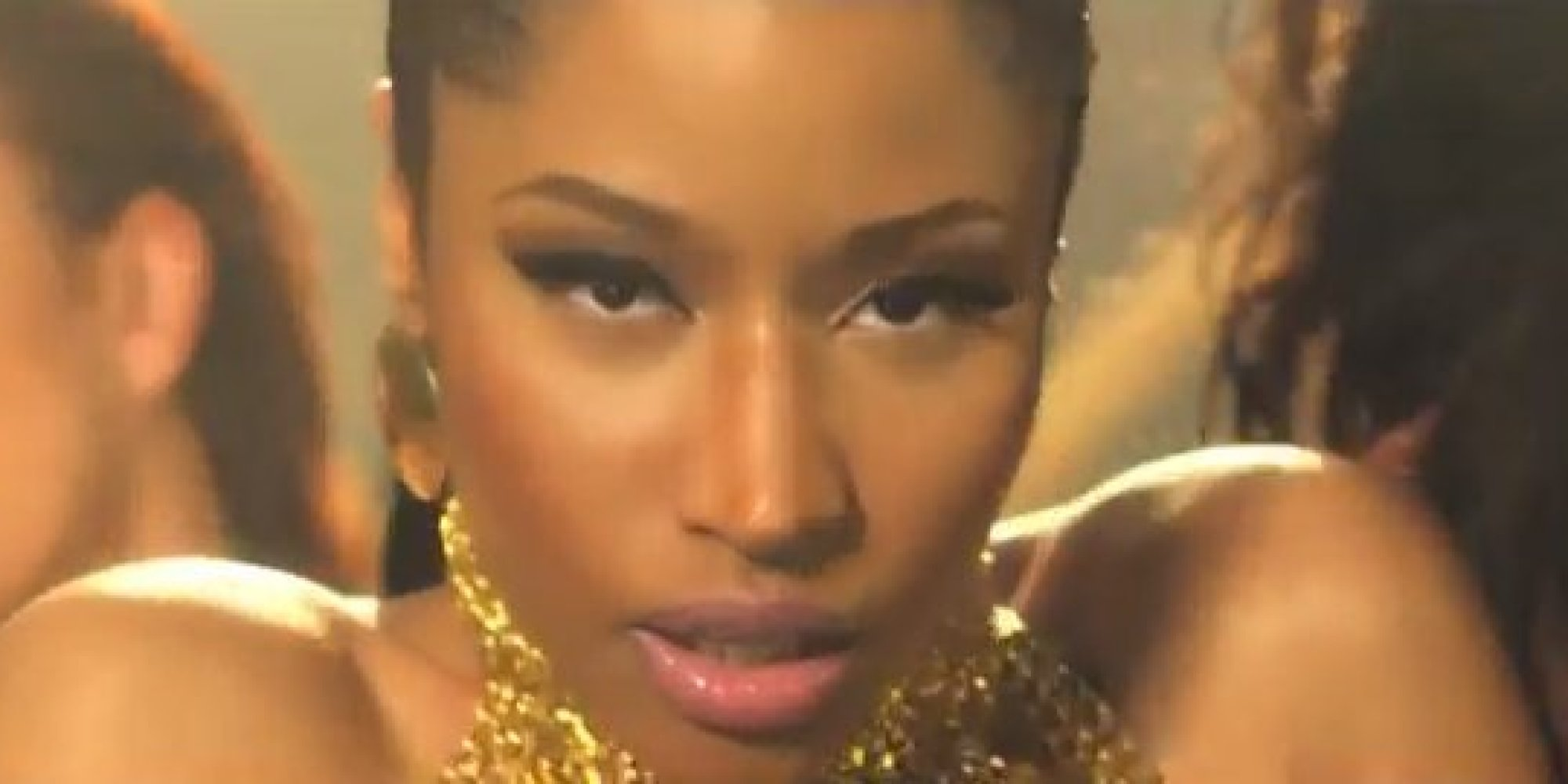 Porn music video nicki minaj pound the alarm 7