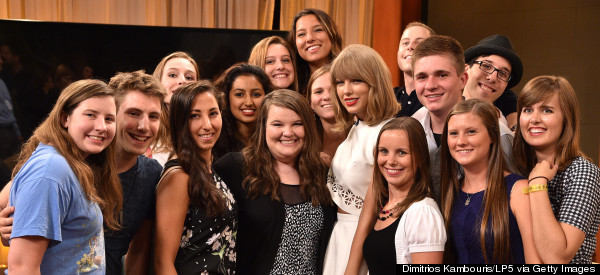 This Is What A Night In With Taylor Swift Looks Like