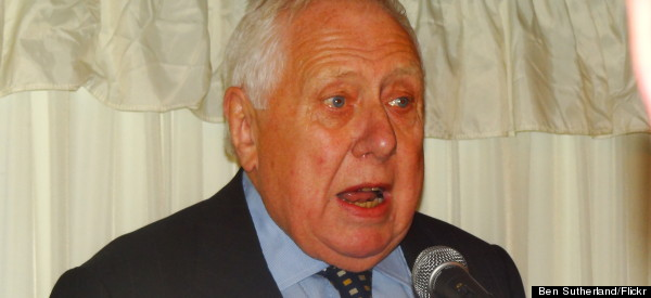 Why Roy Hattersley Is Last of a Kind