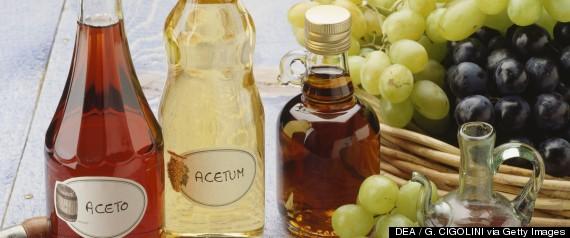 vinegar fruit