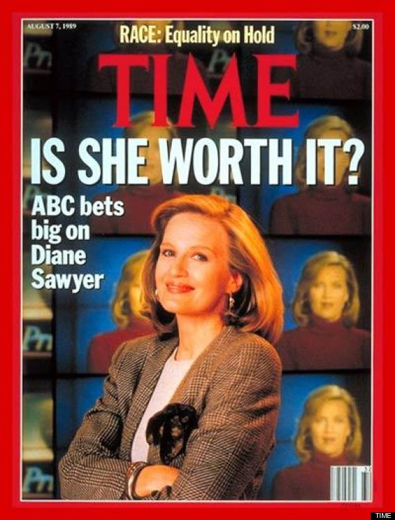 Sawyer Who Had Been With Cbs News Since 1978 And Become The First Female Correspondent On 60 Minutes Began Her Career With Abc News As A Co Anchor On