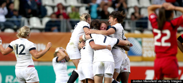 What the England Women's Rugby Team Can Teach Us About Life