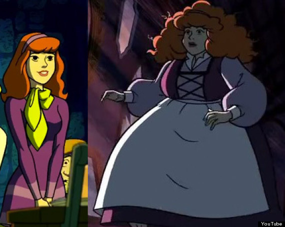 daphne before and after 2