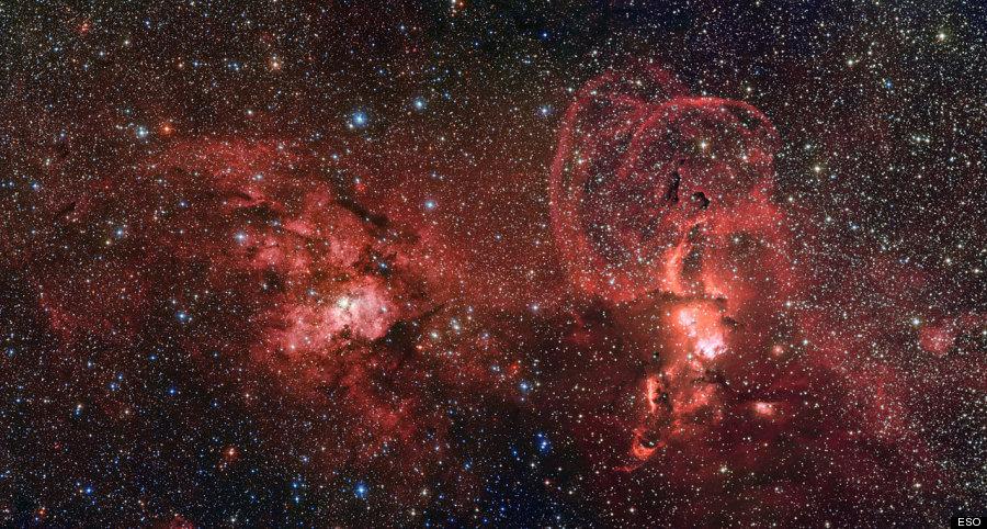 milky way star formation