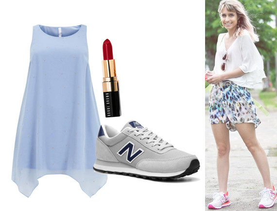 new balance shoes outfit