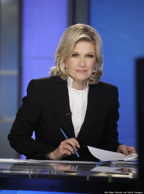 diane sawyer world news