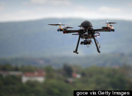 b condoms Seeking FAA Permission to Test Drones for 'Homeland Security Program'