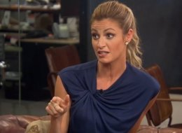 Erin Andrews: 'The Boys Are Doing It, Why Can't I?'
