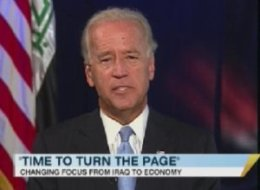 Joe Biden Iraq Economy