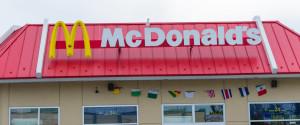 Mcdonalds Sign Canada