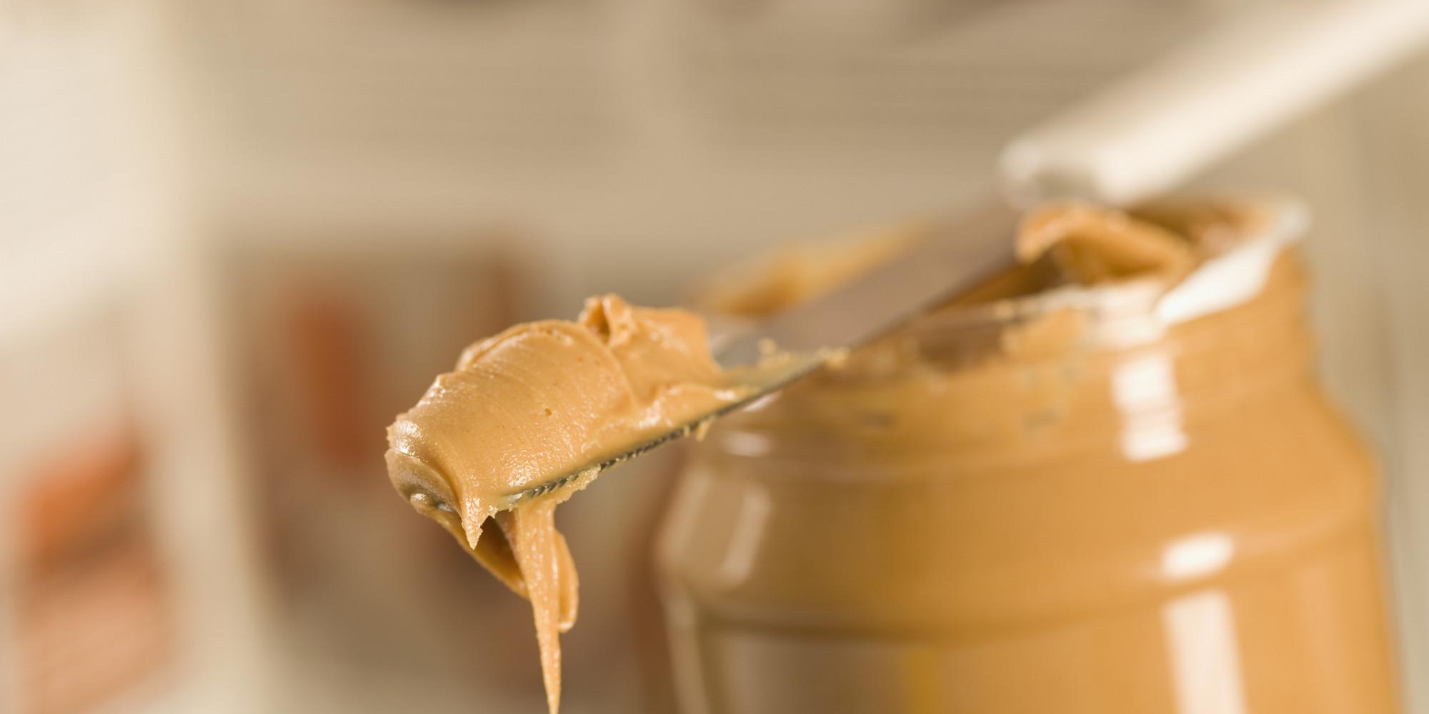 Peanut  Almond-Butter Recall