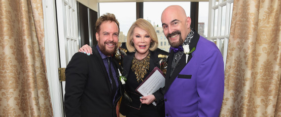 JOAN RIVERS GAY WEDDING