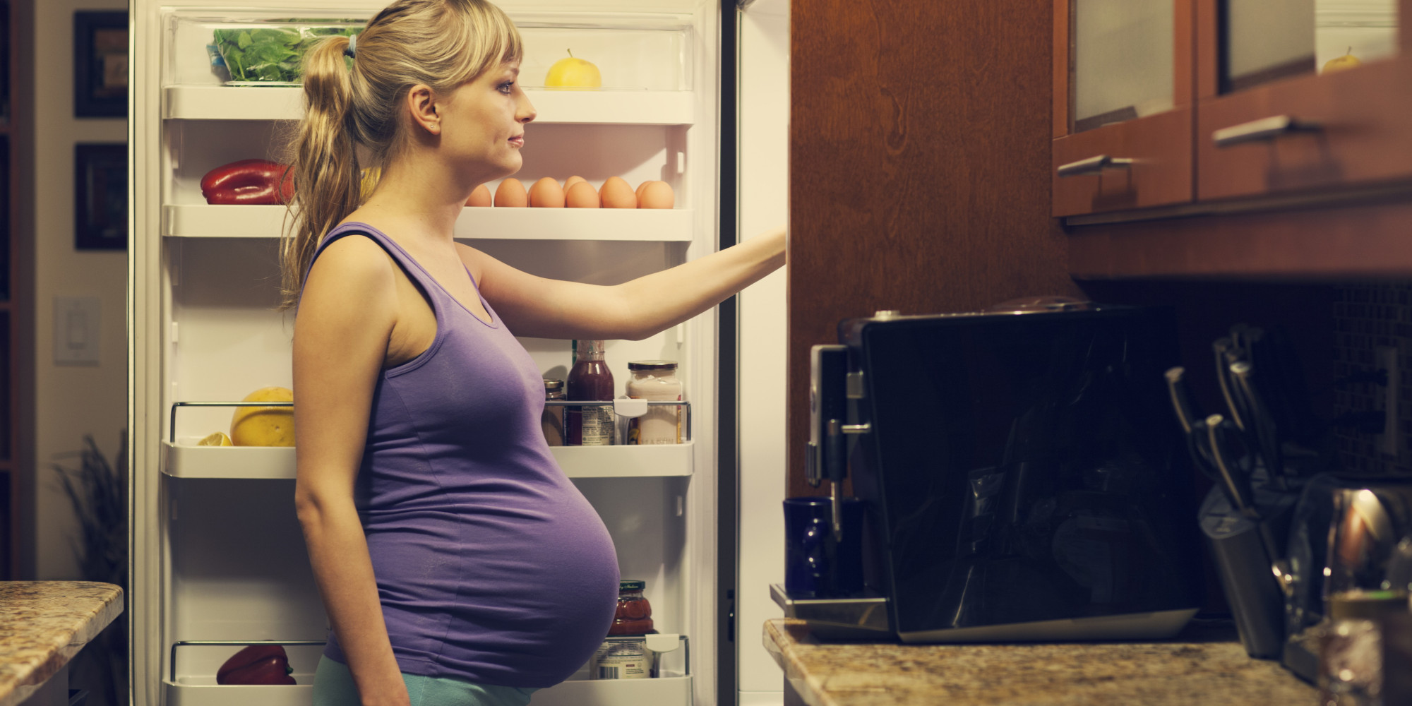 Weird Food A Pregnant Woman Should Eat