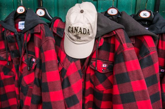 canadian lumberjack
