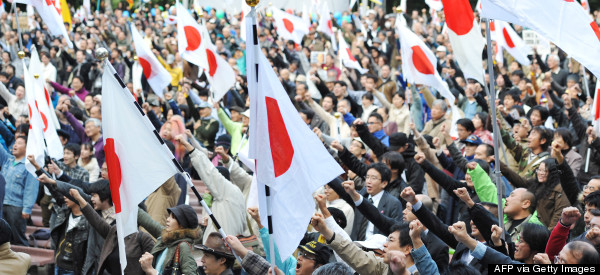 Second Thoughts in Beijing: 'We Are Still Facing a Powerful Japan'