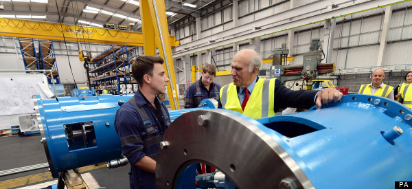 Apprenticeships Are 'Just As Good' As University, Says Cable
