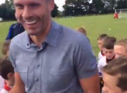 Young Boy Asks Carragher Hilarious Suárez Question