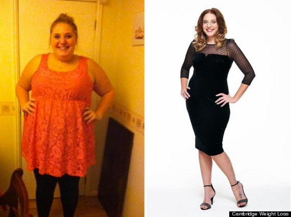 Stephanie Hammel Lost 10 Stone After Ditching Her 'Secret ...