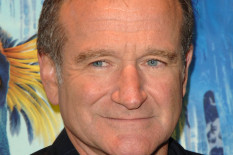 Robin Williams | Pic: Ian West/PA Wire