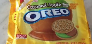 New Caramel Apple Oreo Arrives At Target