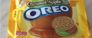 Caramel Apple Oreo