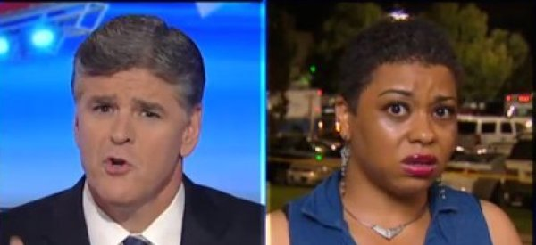 Sean Hannity Berates Ferguson Politician Over Claims Of Police Brutality