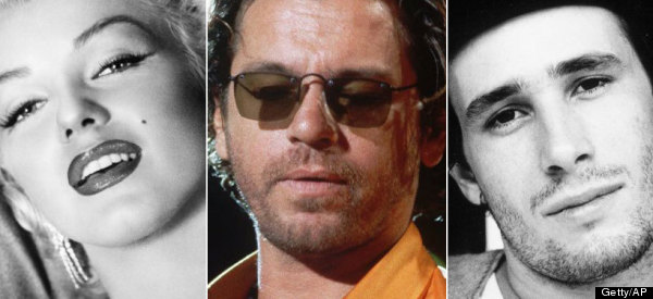 25 Mysterious Celebrity Deaths