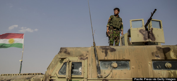 In Break With Past, Germany Agrees To Arm Iraq's Kurds