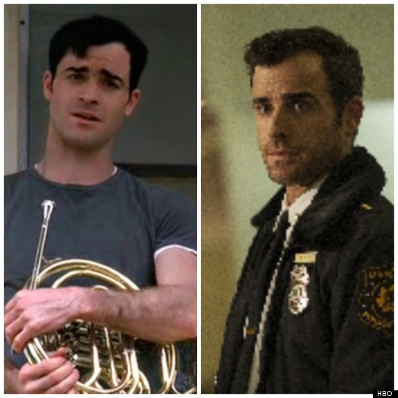 Justin Theroux Six Feet Under Leftovers    Theroux seemed