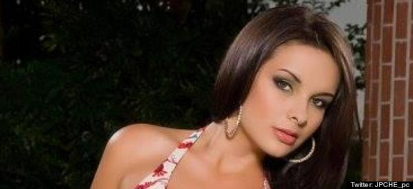 Pageant Queen Stripped Of Crown For 'Lingerie' Pics