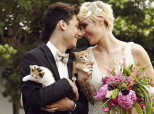 Here's The Cutest, Cuddliest, Kitty-Themed Wedding That You'll Ever See