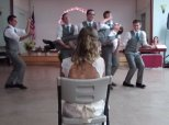 Groom Surprises Bride With Boy Band Dance, Gains 1,000 Husband Points