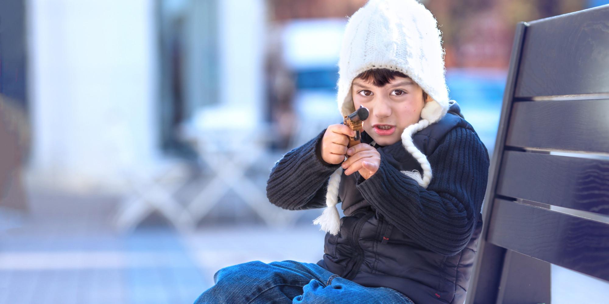 Guns And Children Don T Be Ignorant Huffpost