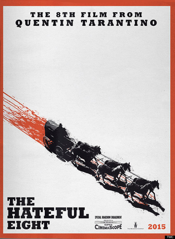hateful eight trailer