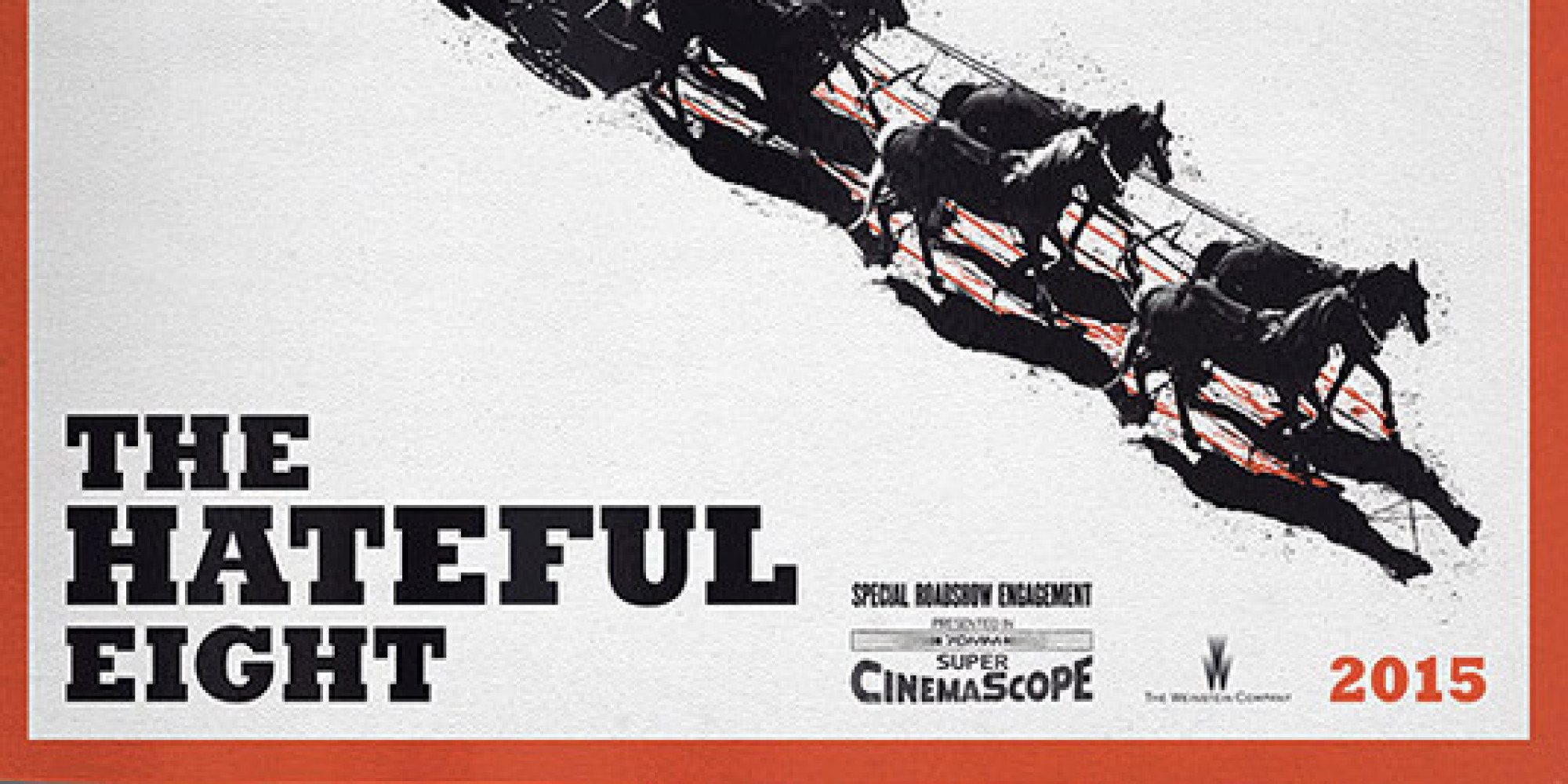 Hateful Eight Kinostart Deutschland