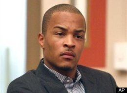 Ti Arrested