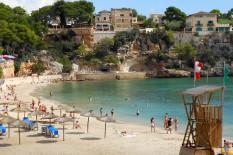 Strand auf Mallorca | Bild: PA