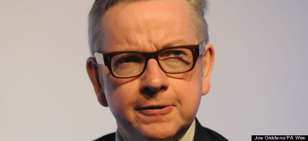 Michael Gove Faces The Wrath Of Angry Teenagers