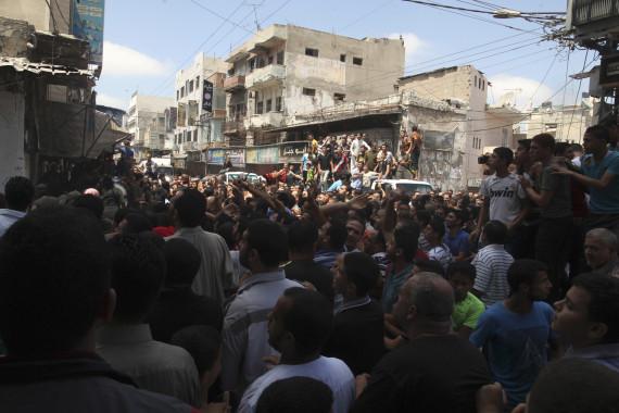hamas execute palestinians