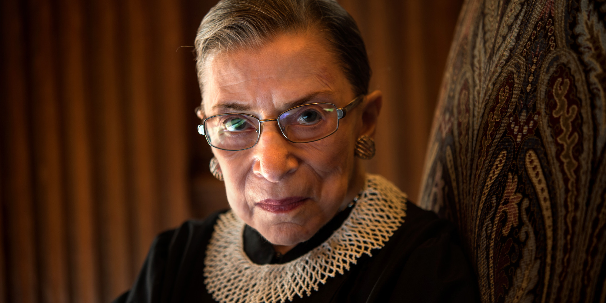 Ruth Bader Ginsburg Skewers High Court For Forsaking Fight ...
