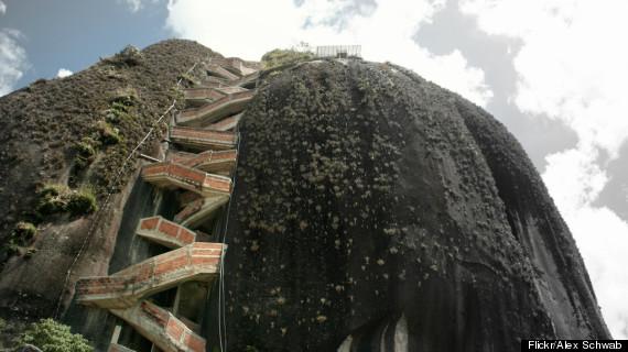 el peñón de guatapé