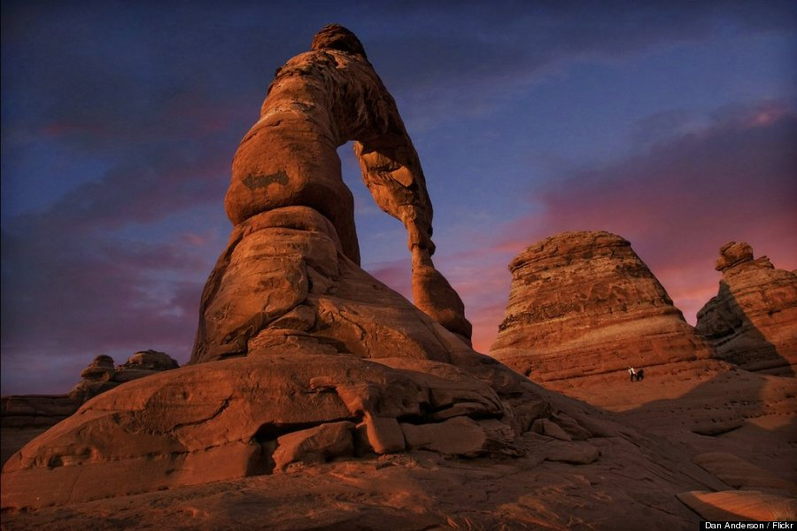 arches nps
