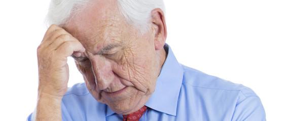 OLDER WHITE MAN UPSET